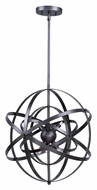 Maxim 25133BR Sputnik Large Bronze Rupert Contemporary Drop Lighting Fixture