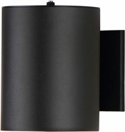 Maxim 26101BKPHC Outpost Modern Black LED Outdoor 7  Lamp Sconce