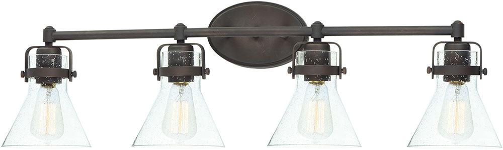 Maxim 26114cdoi Bui Seafarer Contemporary Oil Rubbed Bronze 4 Light Bath Lighting Loading Zoom