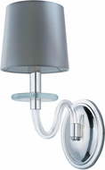 Maxim 27541CLPN Venezia Polished Nickel Wall Lamp
