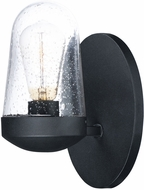 Maxim 30011CDBK Lido Modern Black Outdoor Wall Sconce Lighting