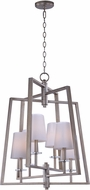 Maxim 30253WTPD Swing Contemporary Platinum Dusk 24  Foyer Lighting Fixture