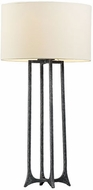 Maxim 30308CVNI Anvil Natural Iron Table Lamp