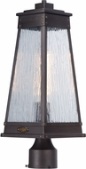 Maxim 3041RPOLB Schooner Contemporary Olde Brass Outdoor Post Lighting