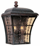 Maxim 30494ASOI Orleans Traditional Oil Rubbed Bronze 13.5 Tall Outdoor Wall Sconce