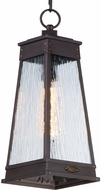 Maxim 3049RPOLB Schooner Contemporary Olde Brass Outdoor Hanging Light Fixture