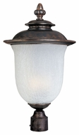 Maxim 3091FCCH Cambria DC Traditional Chocolate 13 Wide Exterior Post Light Fixture