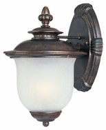 Maxim 3093FCCH Cambria DC Traditional Chocolate 10.5 Tall Outdoor Sconce Lighting