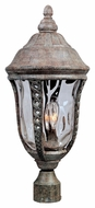 Maxim 3101WGET Whittier DC Traditional Earth Tone 10 Wide Exterior Lamp Post Light