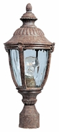 Maxim 3180WGET Morrow Bay Traditional DC Earth Tone 8.5 Wide Exterior Post Lamp