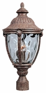 Maxim 3181WGET Morrow Bay Traditional DC Earth Tone 24 Tall Outdoor Post Light