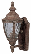Maxim 3183WGET Morrow Bay Traditional DC Earth Tone 7 Wide Exterior Wall Mounted Lamp