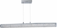 Maxim 32508BCPC Meteor Polished Chrome LED Kitchen Island Lighting