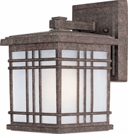Maxim 3322FSET Sienna Mission Earth Tone Outdoor Wall Sconce Lighting