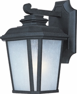 Maxim 3342WFBO Radcliffe Traditional Black Oxide Outdoor Wall Lighting Sconce