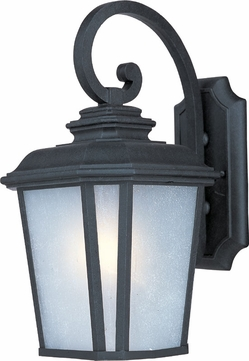 Maxim 3344WFBO Radcliffe Traditional Black Oxide Outdoor Wall Mounted Lamp