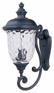 Maxim 3425WGOB Carriage House DC Traditional Oriental Bronze 14 Wide Exterior Wall Lighting