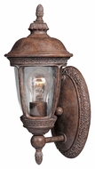 Maxim 3462CDSE Knob Hill DC Traditional Sienna 14 Tall Outdoor Sconce Lighting