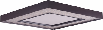 Maxim 35044CRYBZ Splendor Bronze LED 23.5  Overhead Lighting