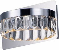 Maxim 38371BCPC Icycle Polished Chrome LED Wall Lighting