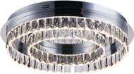 Maxim 38372BCPC Icycle Polished Chrome LED Ceiling Light