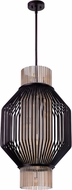 Maxim 38484CGOI Aviary Modern Oil Rubbed Bronze LED Hanging Lamp