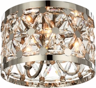 Maxim 39500BCPN Cassiopeia Polished Nickel Home Ceiling Lighting