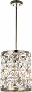 Maxim 39502BCPN Cassiopeia Polished Nickel Foyer Lighting