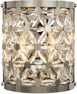 Maxim 39503BCPN Cassiopeia Polished Nickel Lamp Sconce