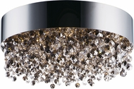 Maxim 39650MSKPC Mystic Polished Chrome LED Ceiling Light Fixture