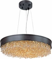 Maxim 39655SHBZ Mystic Bronze LED Pendant Light