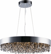 Maxim 39657MSKPC Mystic Polished Chrome LED 30  Pendant Light