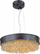 Maxim 39657SHBZ Mystic Bronze LED Lighting Pendant