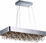 Maxim 39659MSKPC Mystic Polished Chrome LED Kitchen Island Light