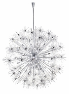 Maxim 39747BCPC Starfire Polished Chrome Contemporary 44  Wide Xenon Lighting Chandelier