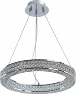 Maxim 39772BCPC Eternity Polished Chrome LED Hanging Light
