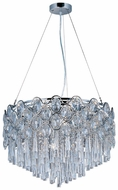 Maxim 39925BCPC Jewel 20-light Large Crystal Hanging Pendant Light