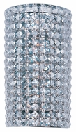 Maxim 39939BCPC Vision Large Beveled Crystal 14 Inch Tall Wall Lighting Fixture
