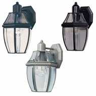 Maxim 4010CL South Park 10.5 Tall Outdoor Lamp Sconce