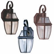 Maxim 4011CL South Park 7 Wide Exterior Wall Sconce Lighting