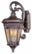 Maxim 40173NSCU Lexington VX Traditional Colonial Umber 21 Tall Outdoor Wall Lighting Sconce