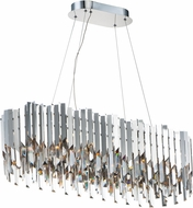 Maxim 40309BCPC Paramount Contemporary Polished Chrome LED Island Lighting