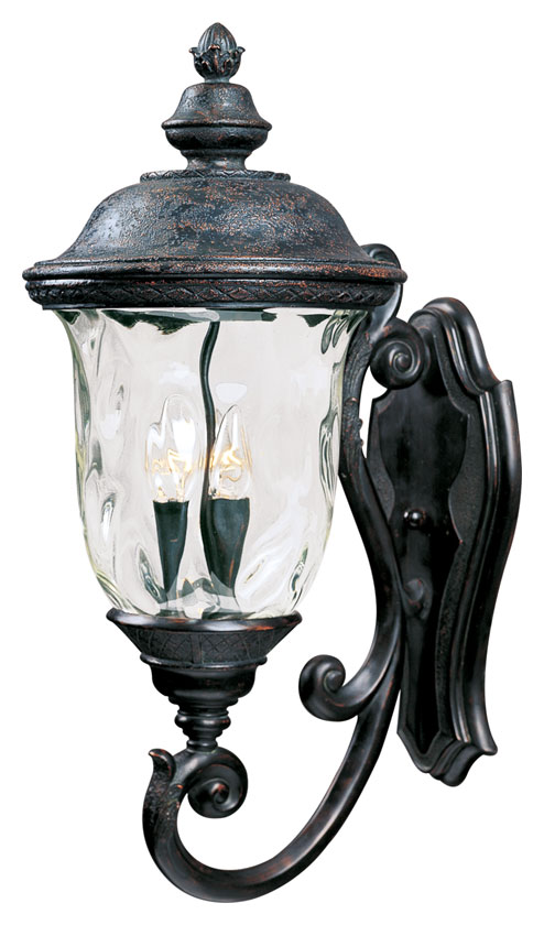 Maxim 40424wgob Carriage House Vx Traditional Oriental Bronze 26 5 Nbsp Tall Outdoor Wall Light Fixture Loading Zoom
