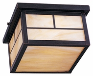Maxim 4059HOBU Coldwater Craftsman Burnished 5  Tall Outdoor Ceiling Lighting