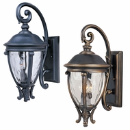 Maxim 41425WG Camden VX Traditional 24  Tall Outdoor Lamp Sconce