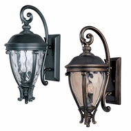 Maxim 41426WG Camden VX Traditional 13  Wide Exterior Wall Sconce Lighting