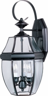 Maxim 4191CLBU South Park Traditional Burnished Outdoor 19 Wall Lighting