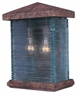 Maxim 48734CLET Triumph VX Earth Tone 16.5  Tall Outdoor Wall Light Sconce