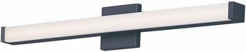 Maxim 52004BK Spec Modern Black LED 30  Bath Lighting