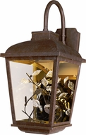 Maxim 53504CLAE Arbor Adobe / Stainless Steel LED Exterior Wall Lighting Fixture